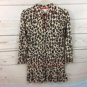 Girls KC Parker Animal Print Dress
